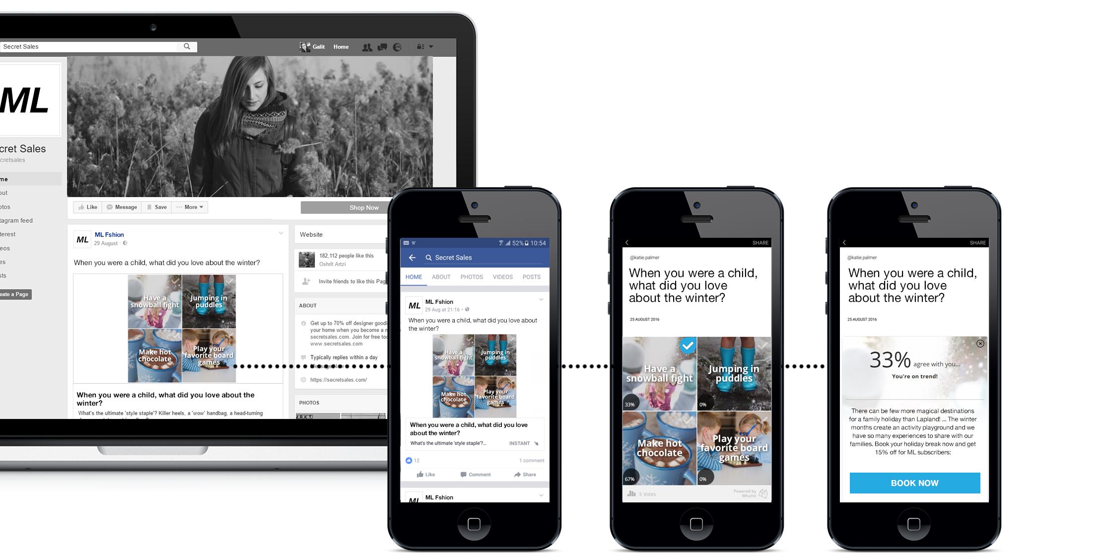 native advertising facebook
