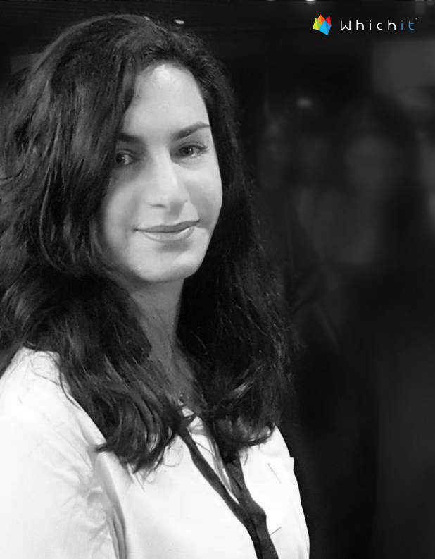 Galit Gan, Creative Director at Whichit