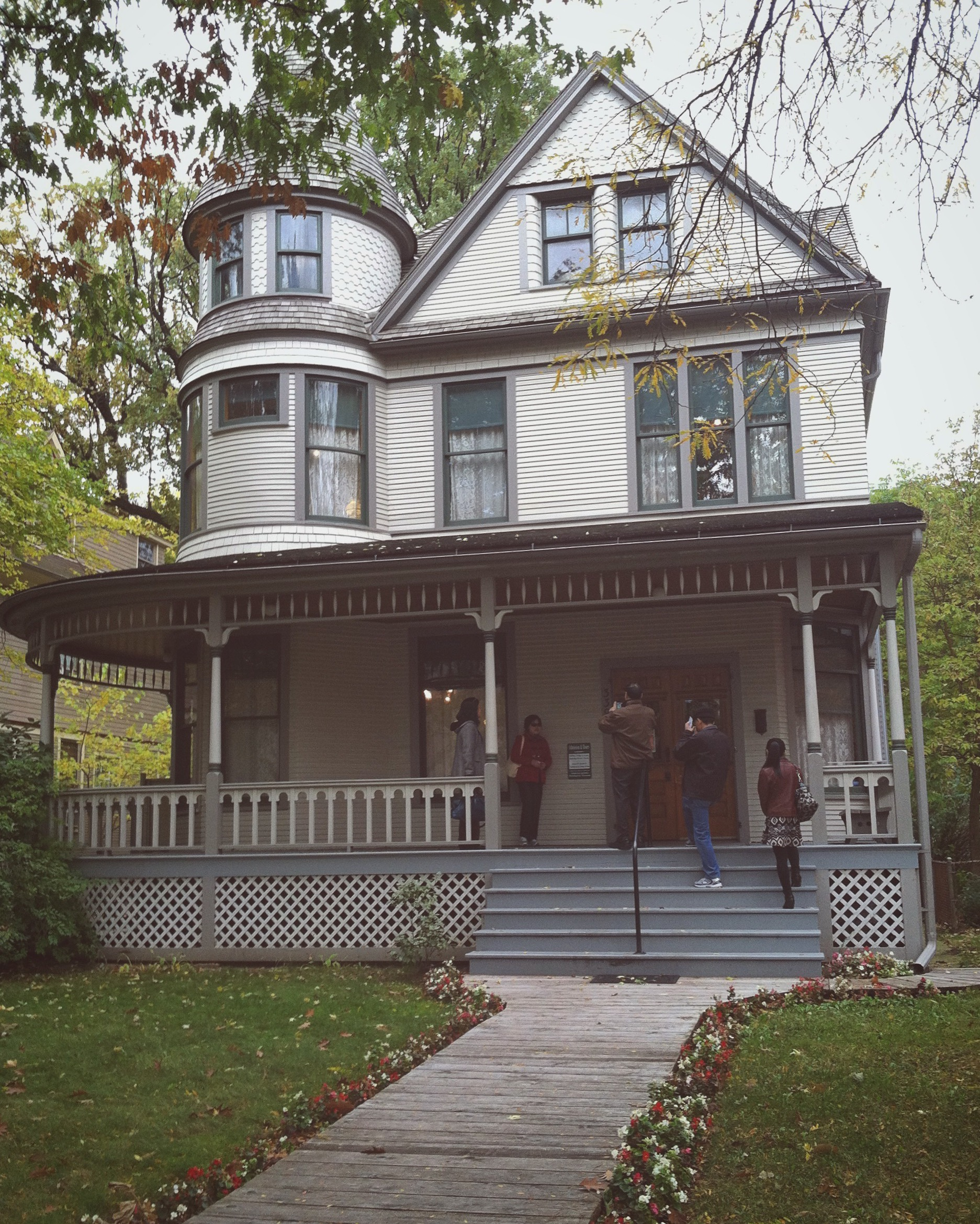 Ernest Hemingway's birth home.