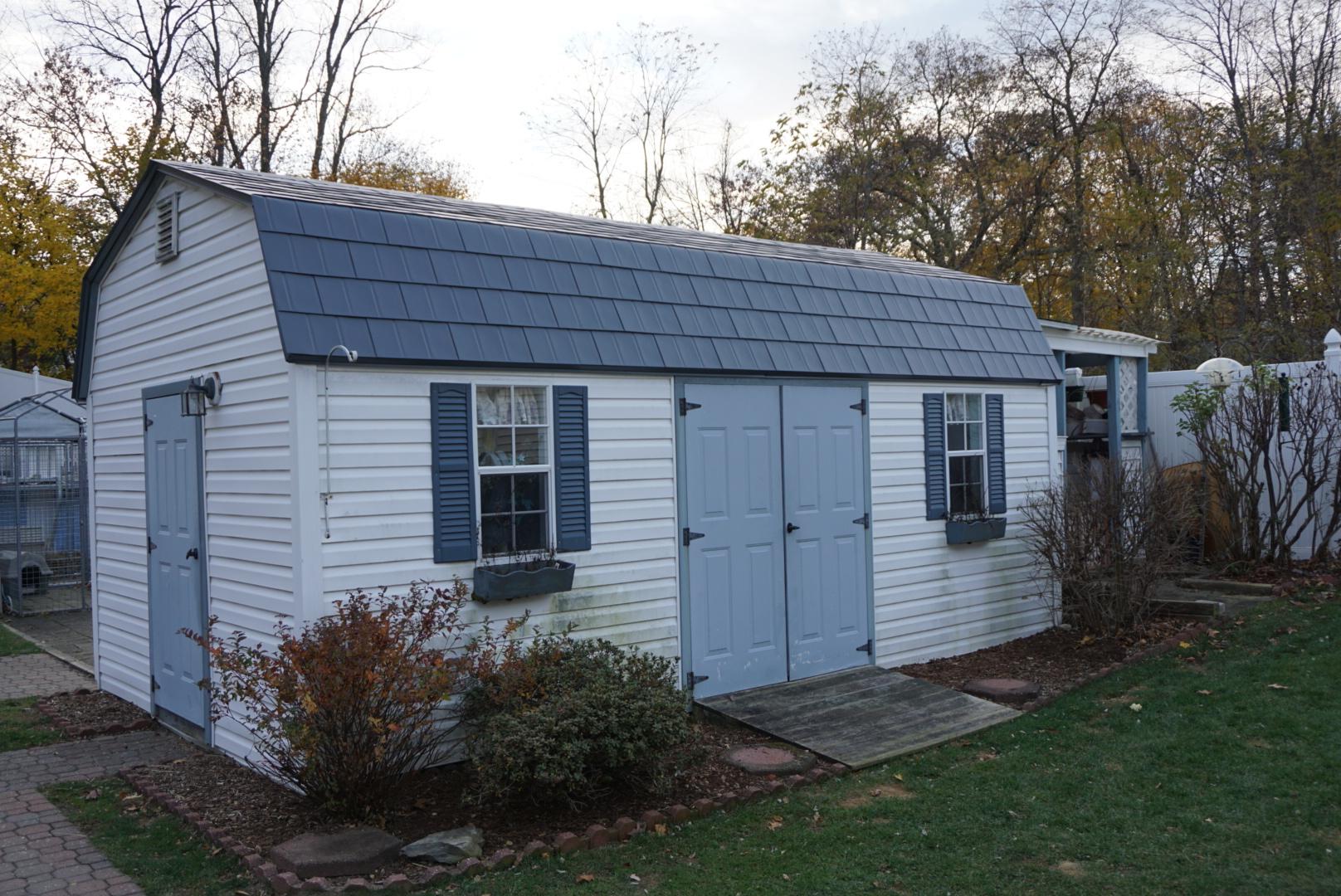 Auburn Metal Roof After