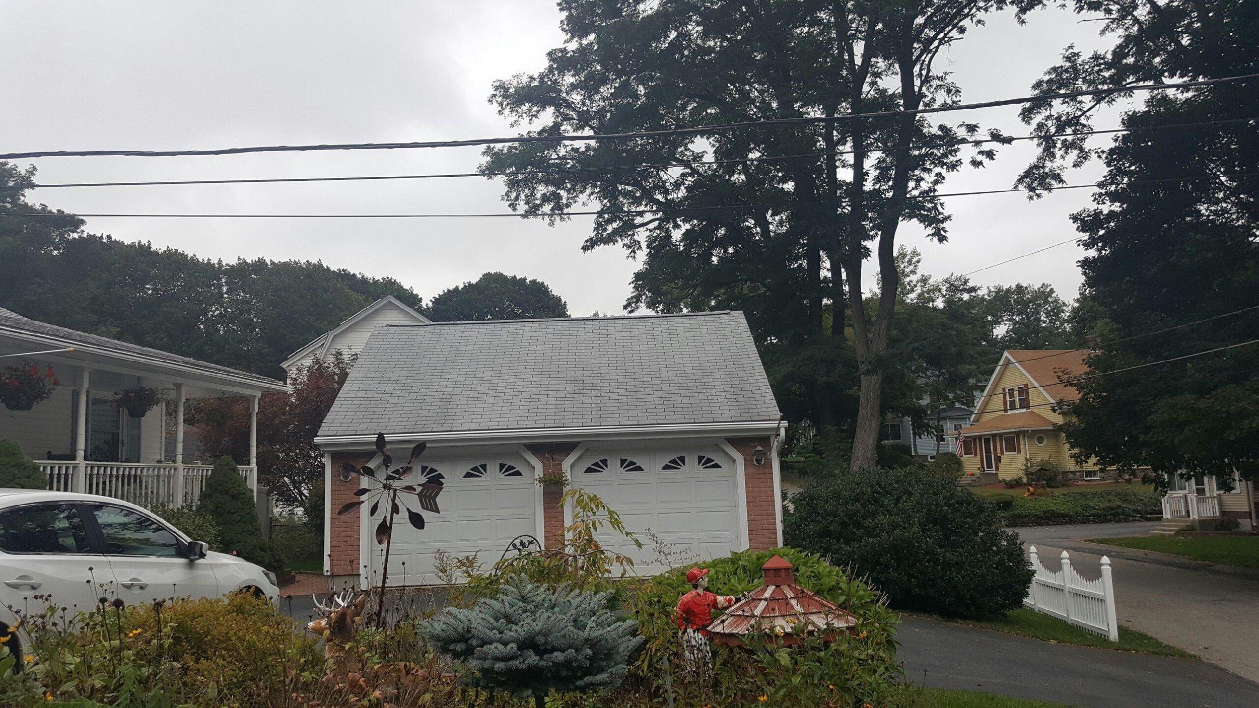 Auburn Metal Roof Before