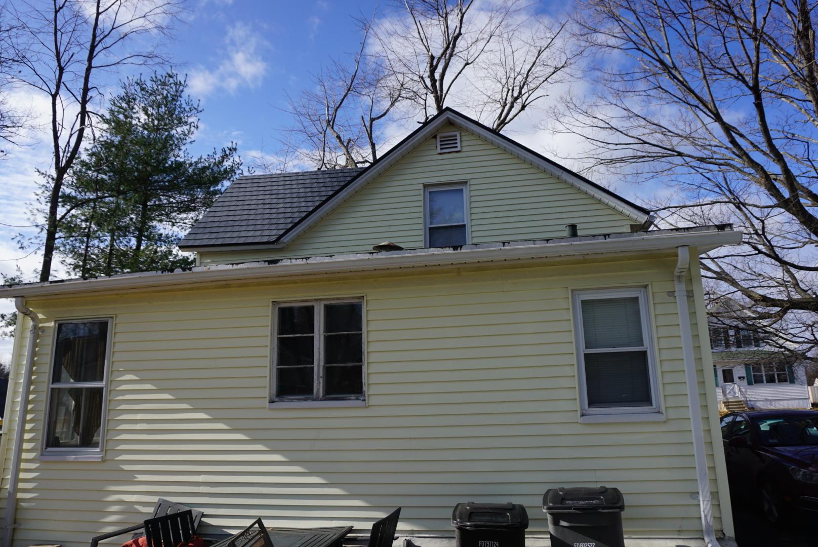 Gardner Metal Roof After