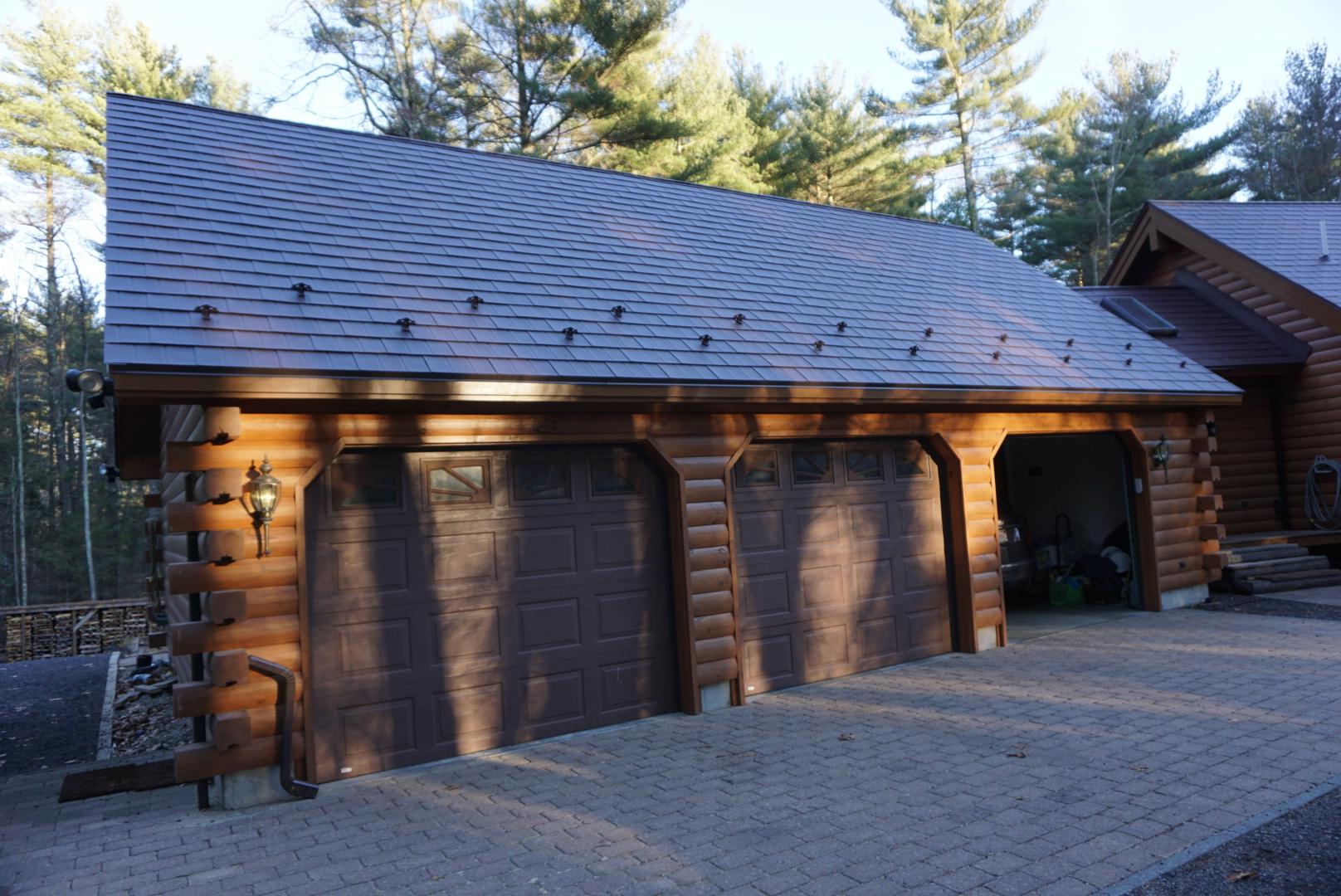 Douglas Metal Roof After