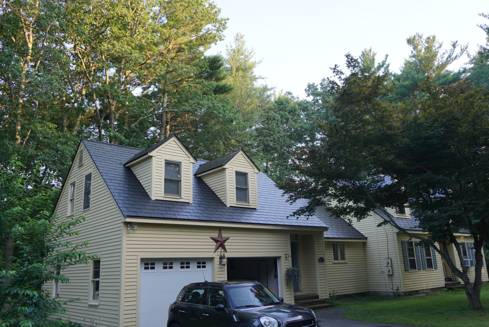 Embossed Black Shingle in Hampstead, NH