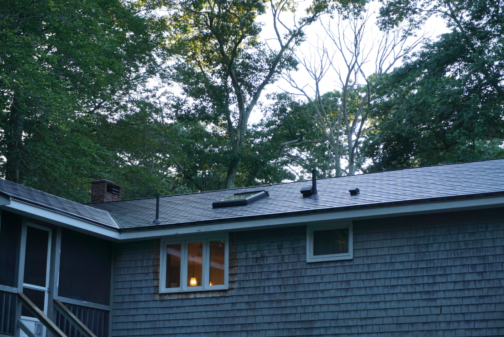 Black Metal Roof in Norwell, MA