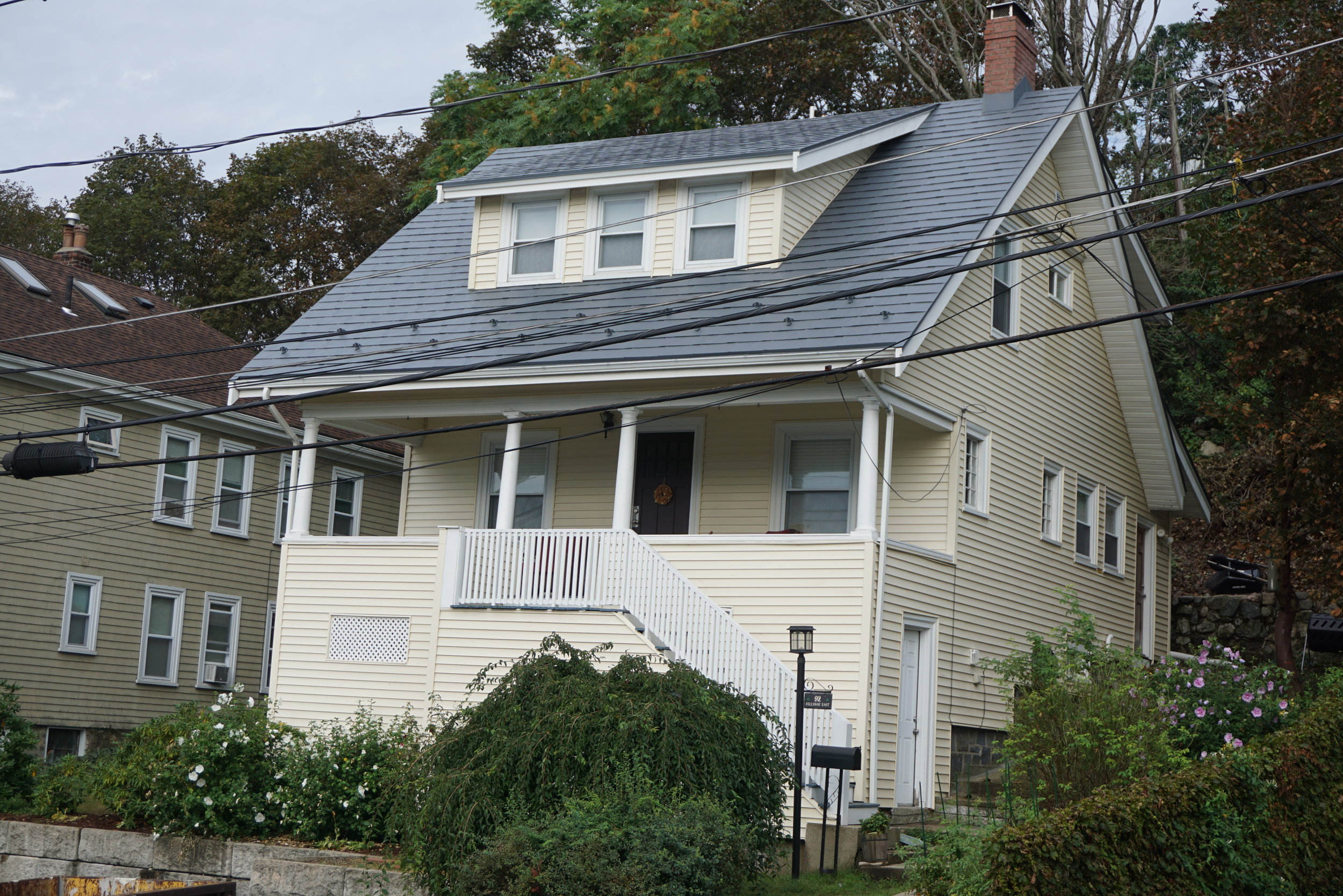 Metal Roof in Malden, MA