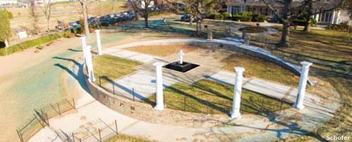 A webcam has now been established at the gravesite of Rev. Jerry Falwell, Sr. on Liberty campus.