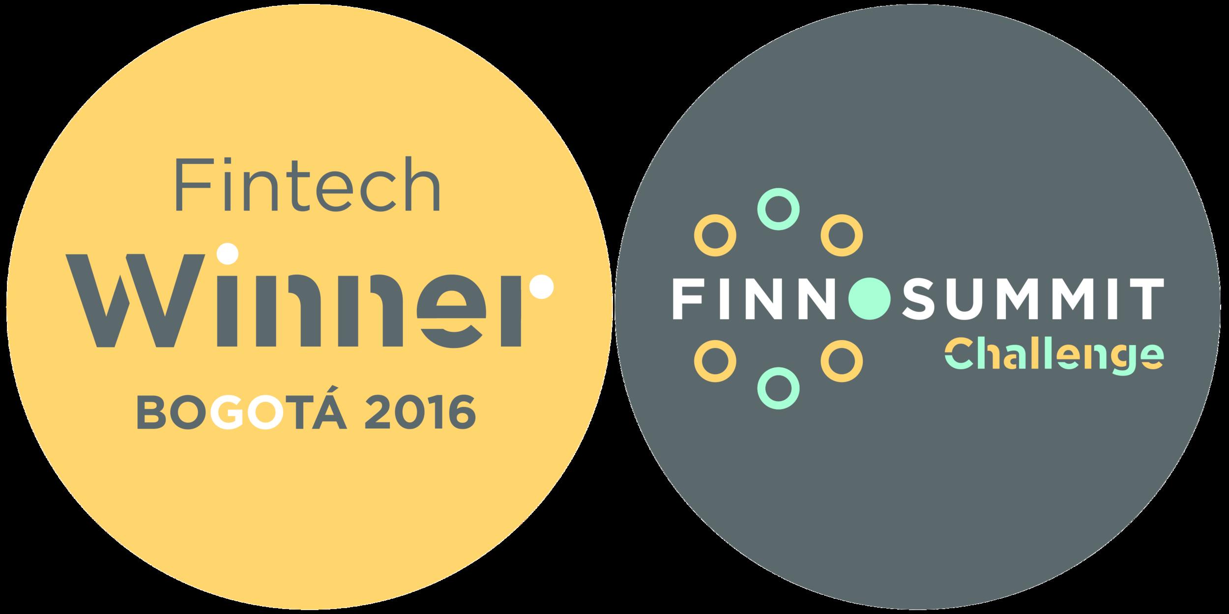 Fuimos seleccionados como la empresa con mayor potencial de disrupción del área de Fintech en América del sur por Finnosummit Challenge.