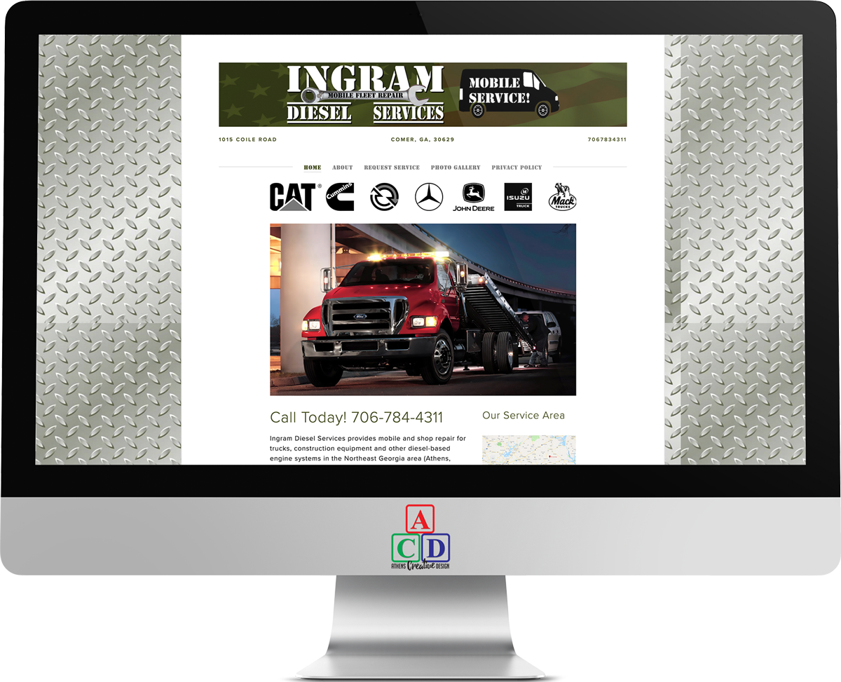 Ingram Diesel Services