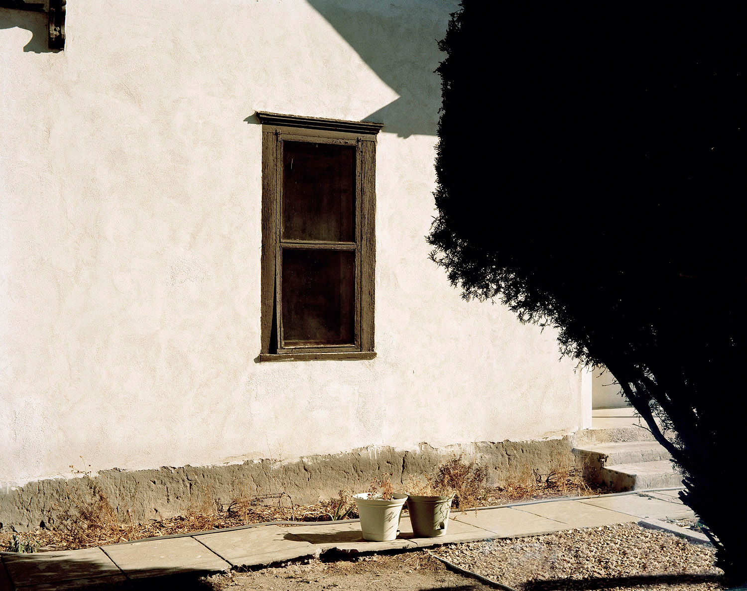 Window and Pots