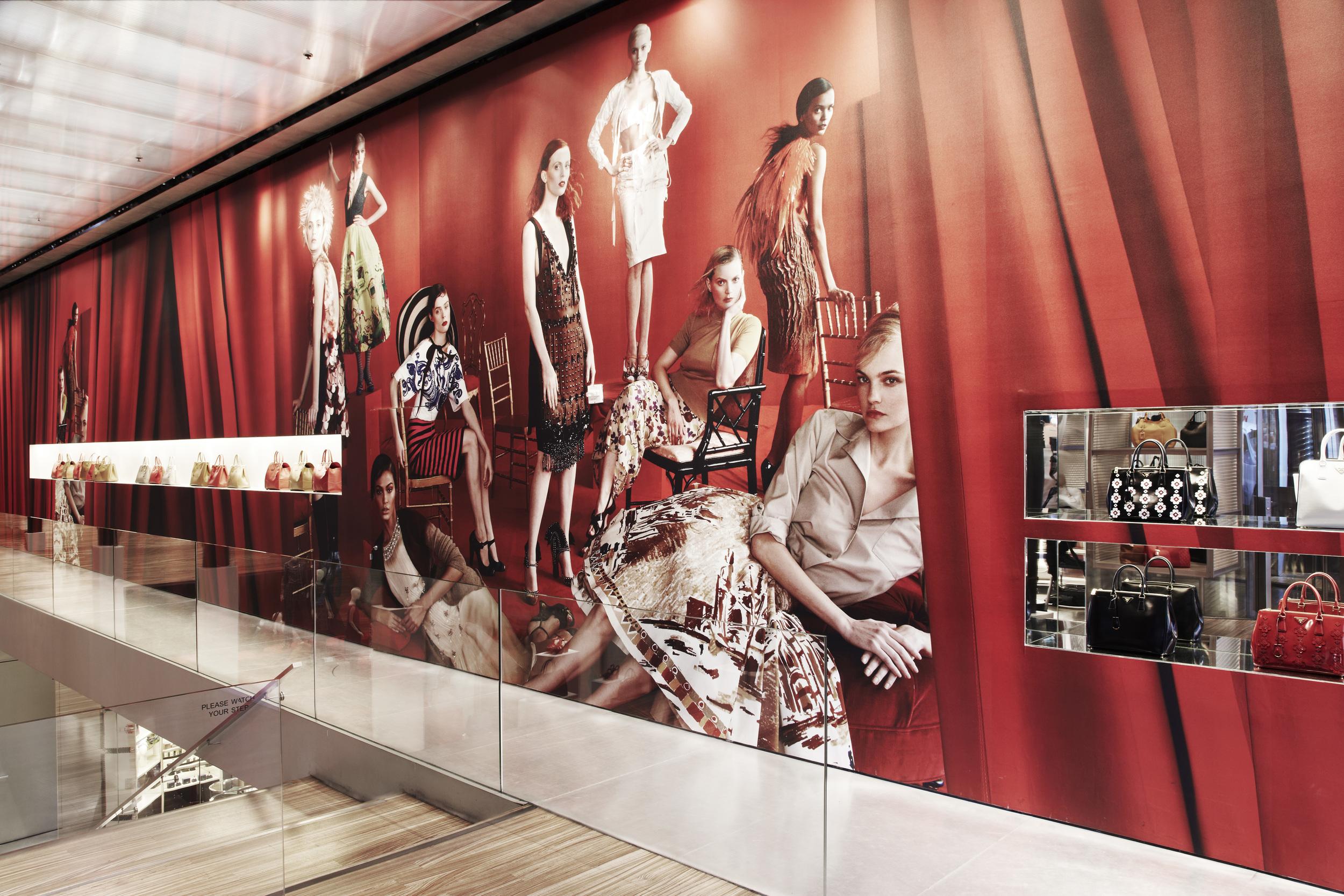 Prada SoHo Flagship Store