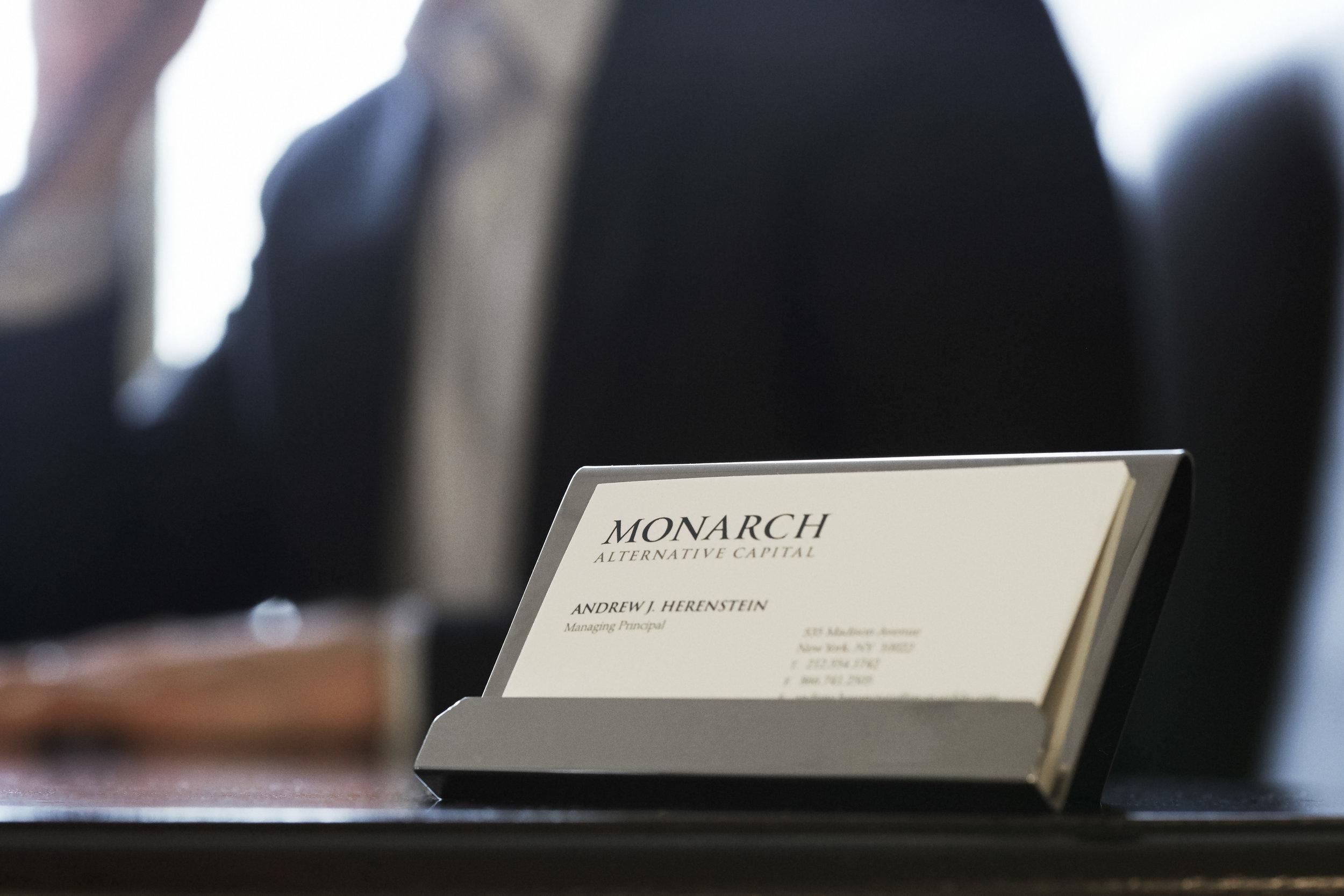 Monarch Alternative Capital