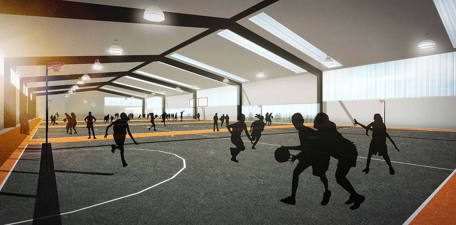 Sports Facility Design     Applying the same qualities a great sports team do   26/11/2015