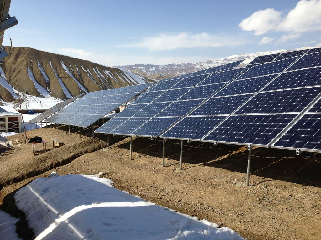 Bamyan Solar Project