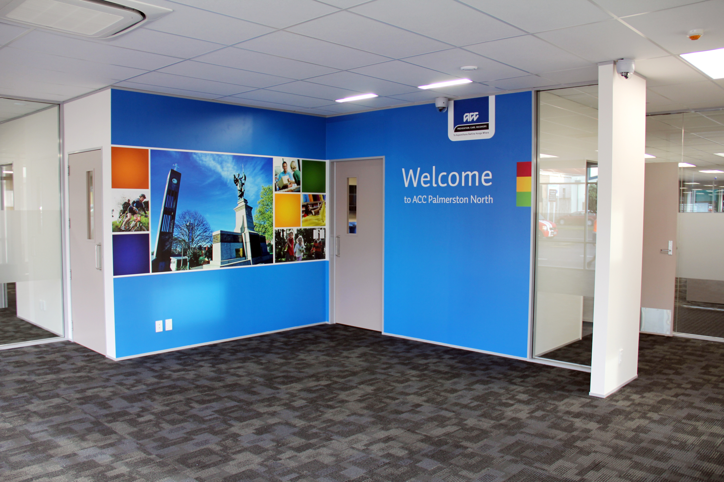 ACC     Office Fitout   S&T were selected for a Panel of Preferred Suppliers by ACC in 2011. ACC were impressed by S&T's professional approach to design, our commitment to provide exceptional service to our clients and our nouse for creating inspirational and sustainable environments on a budget.