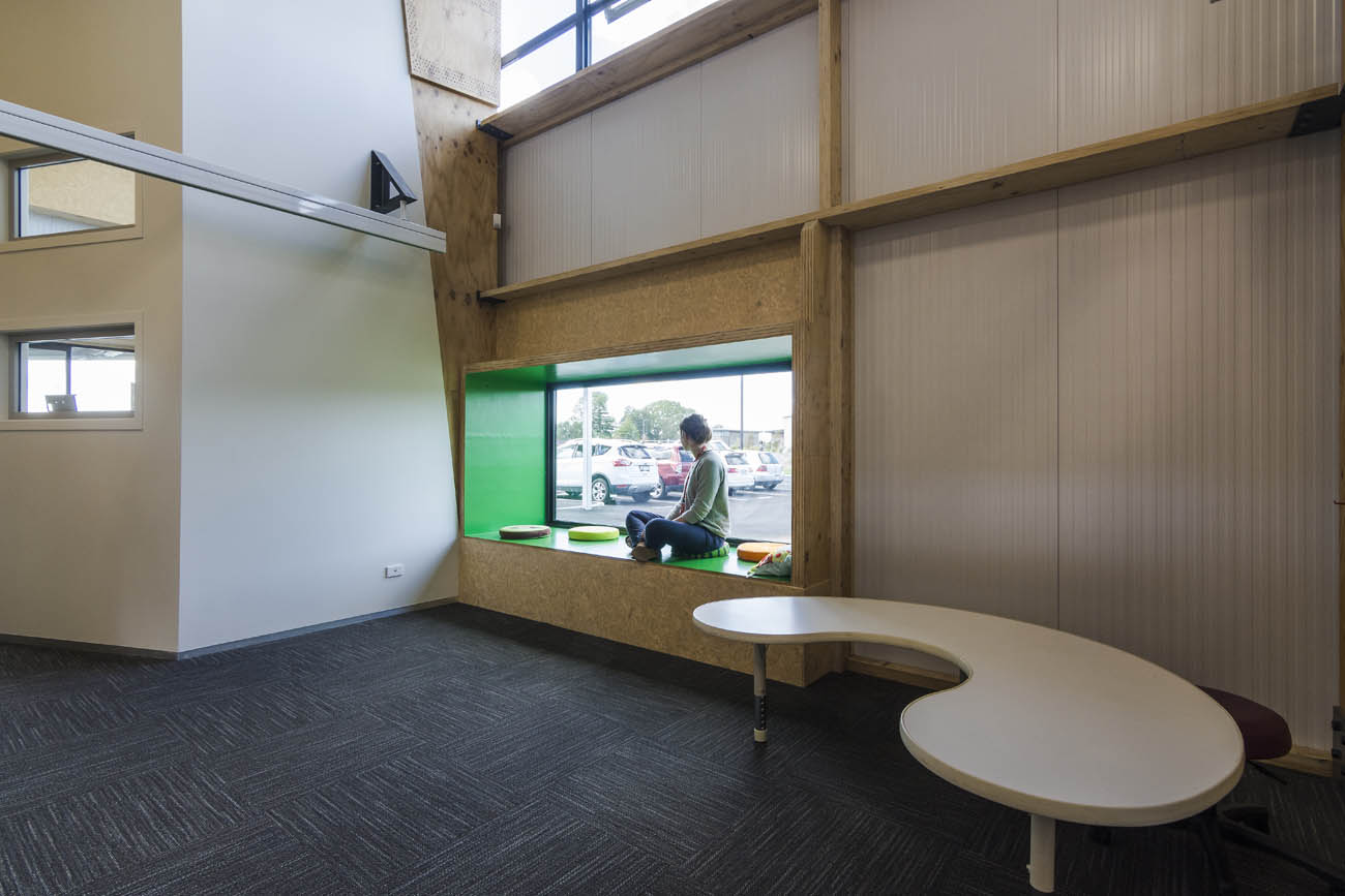 Marshland School, Christchurch   Stage 2 Redevelopment   At Marshland School, S&T's use of timber created an innovative and efficient approach to construction.