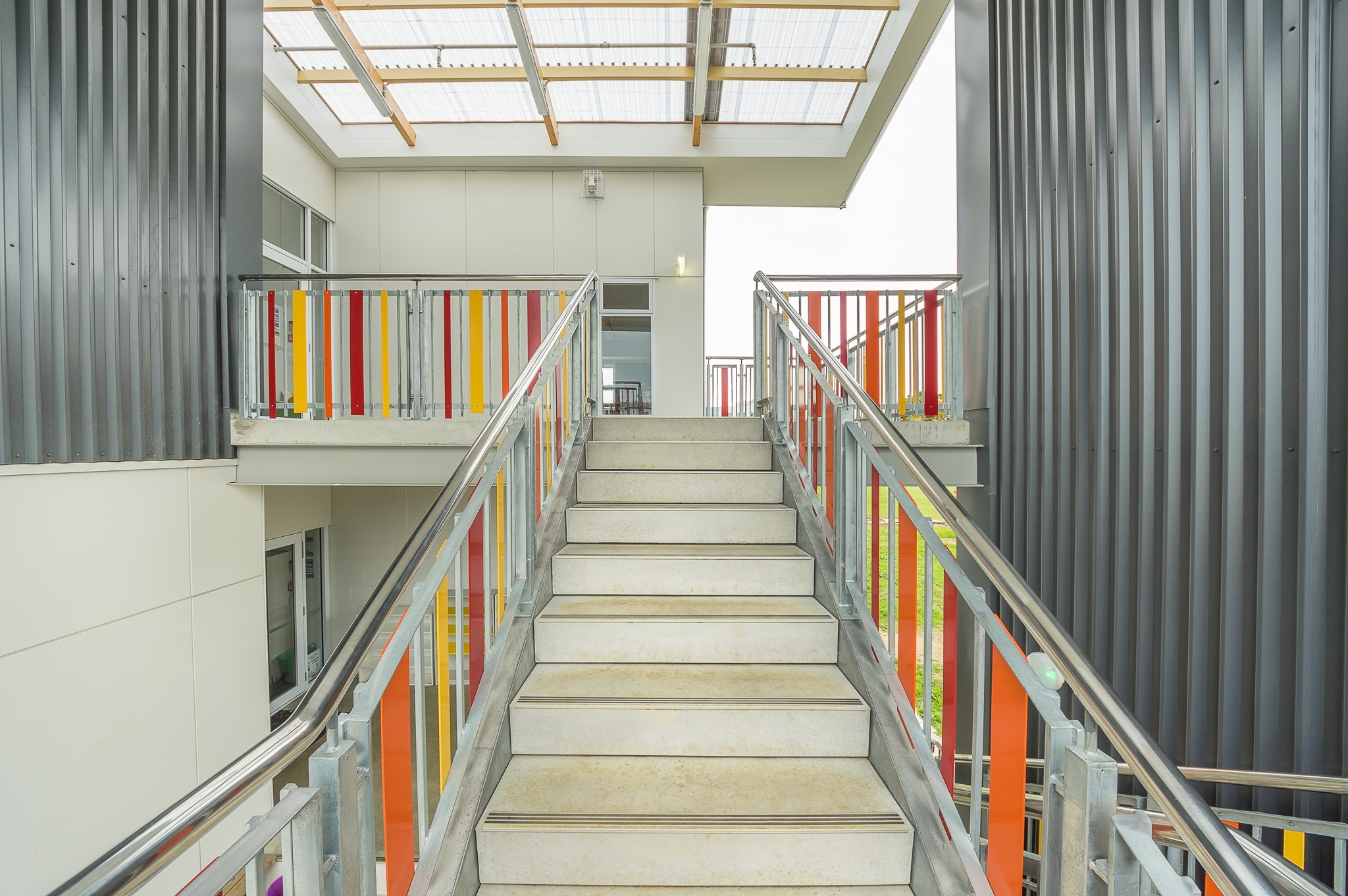 Ellerslie School,  Auckland   Through innovative and economical design, S&T have created a well-insulated and comfortable learning and teaching environment.