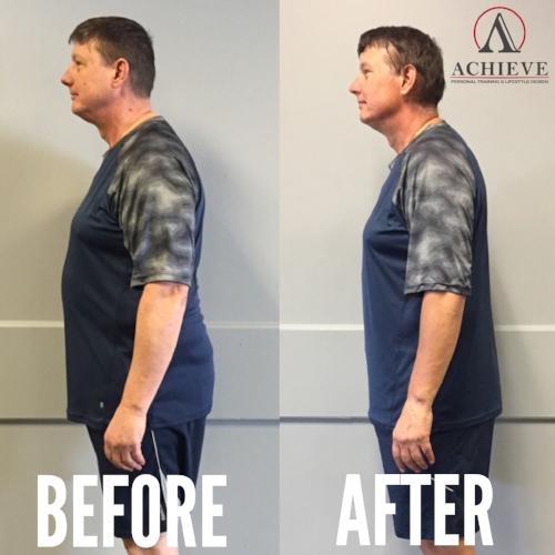 Steve Lost 40 lbs. -