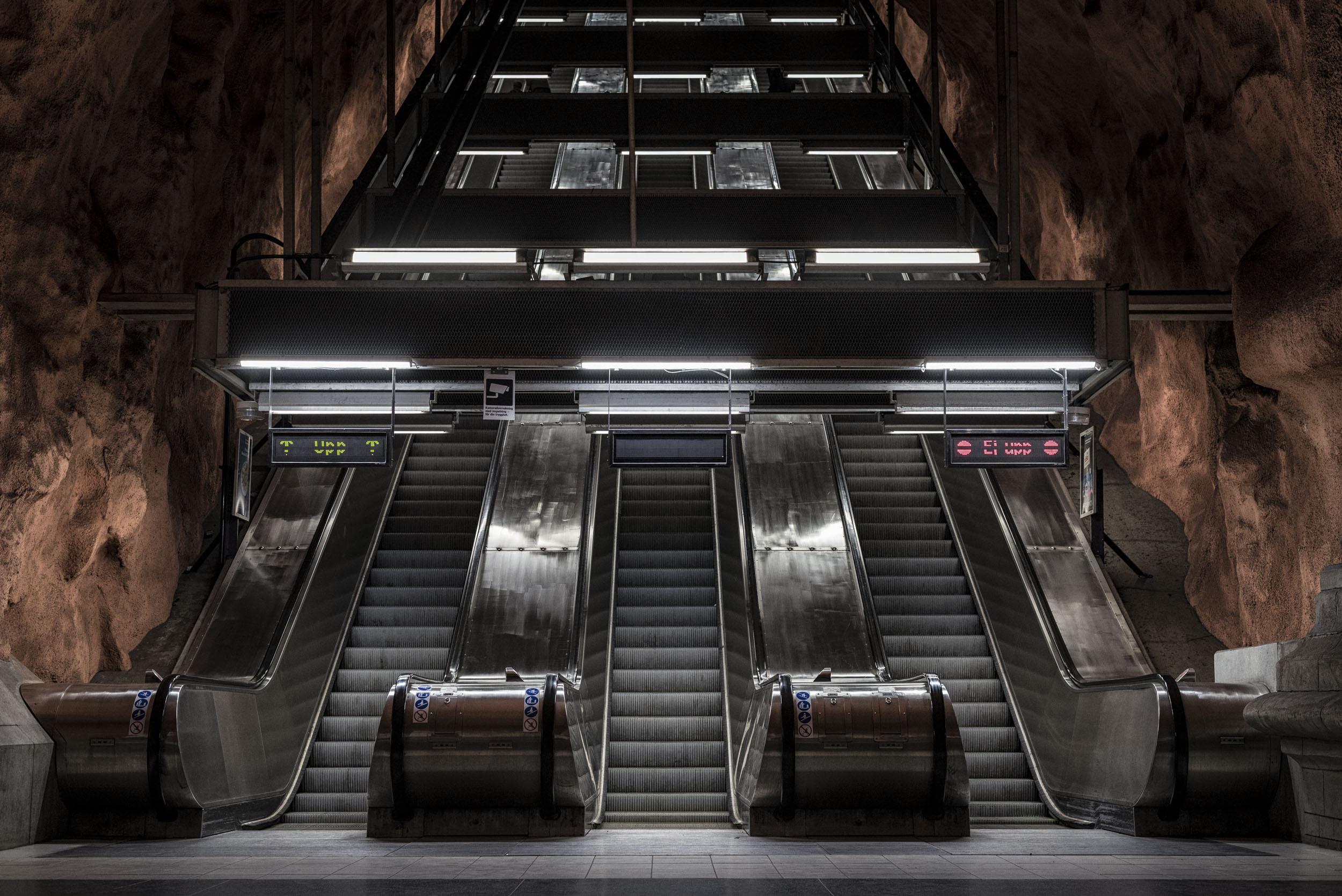 Stockholm Subway (I)