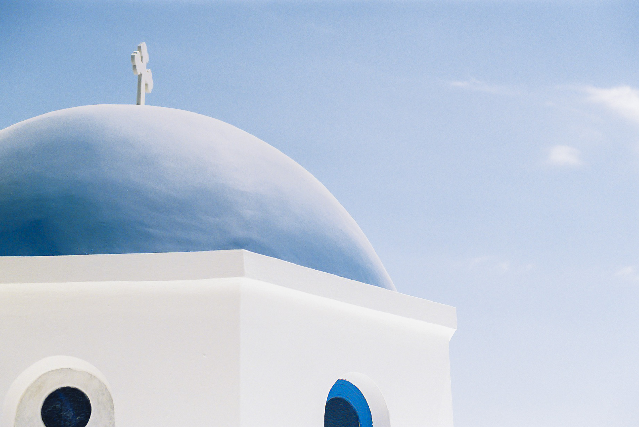 Santorini Blues