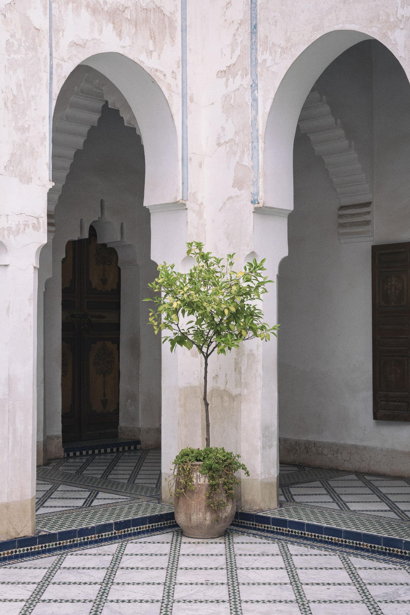 Bahia Palace (I)