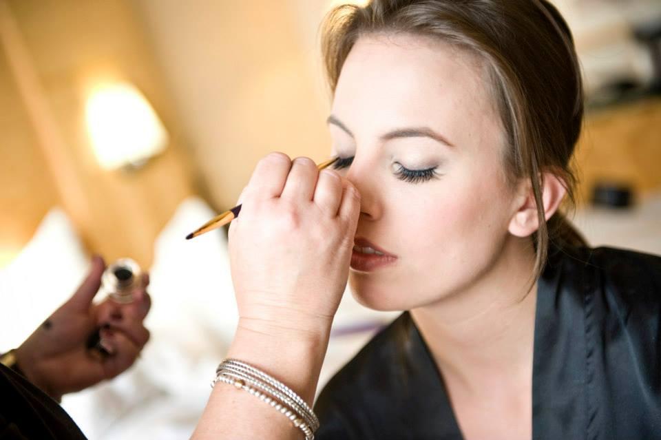 Photo: Tracey Doyle, Makeup: Jenny