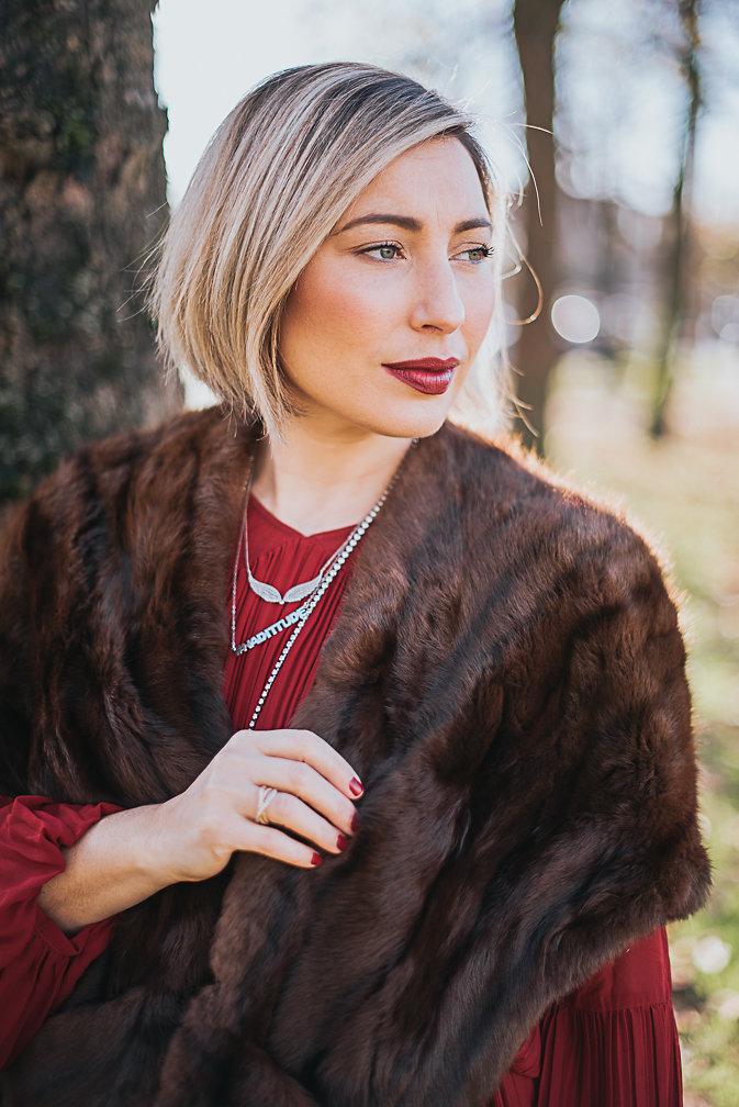 Nadia Albano Vancouver Stylist