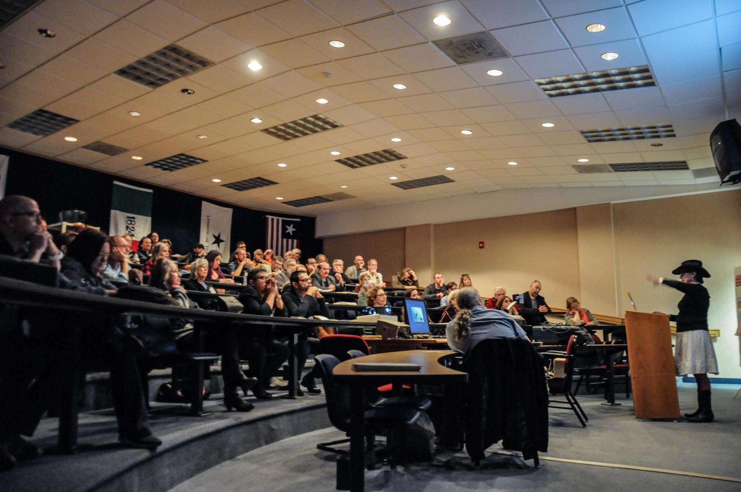 Paul Hannah Lecture: Tina Fuentes