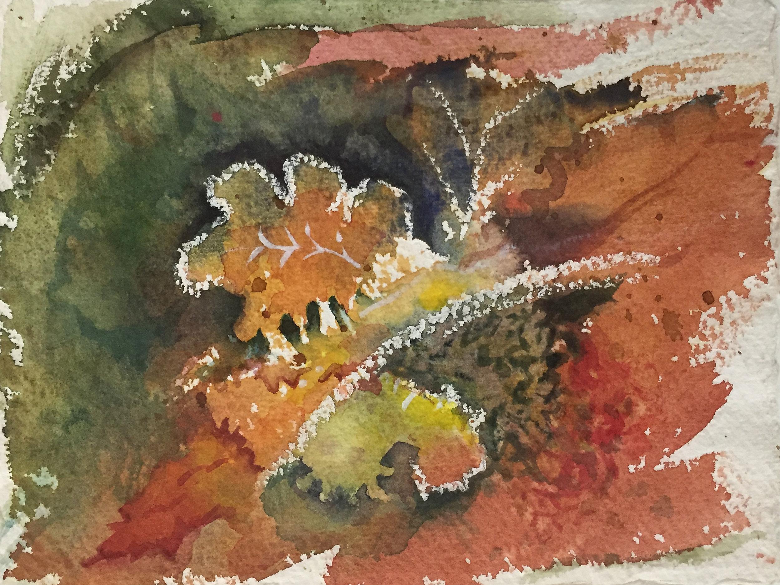 Linda Fawcett, Autumn (study)