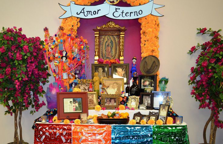 Tableau Day of the Dead