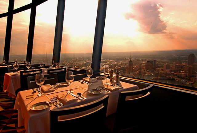 Tower of the Americas Restaurant, Visit San Antonio