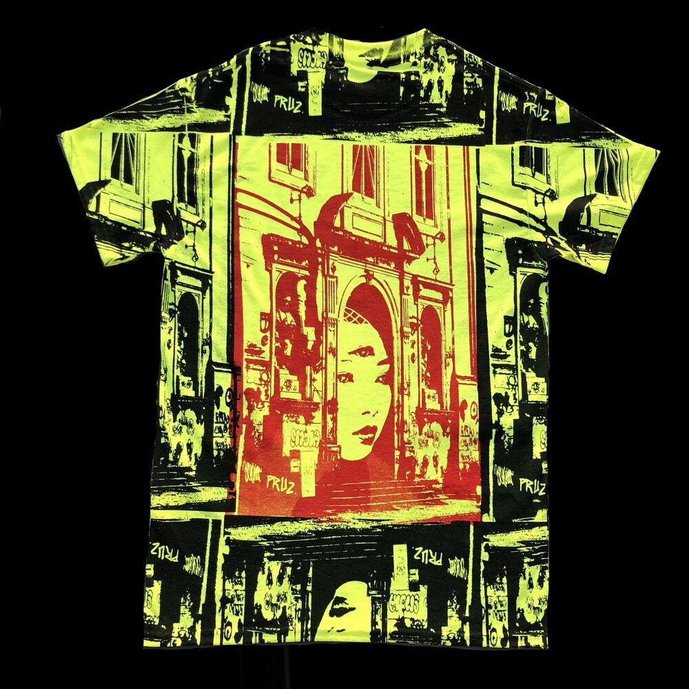 Neon Ghost In The Shell Marlon Preuss