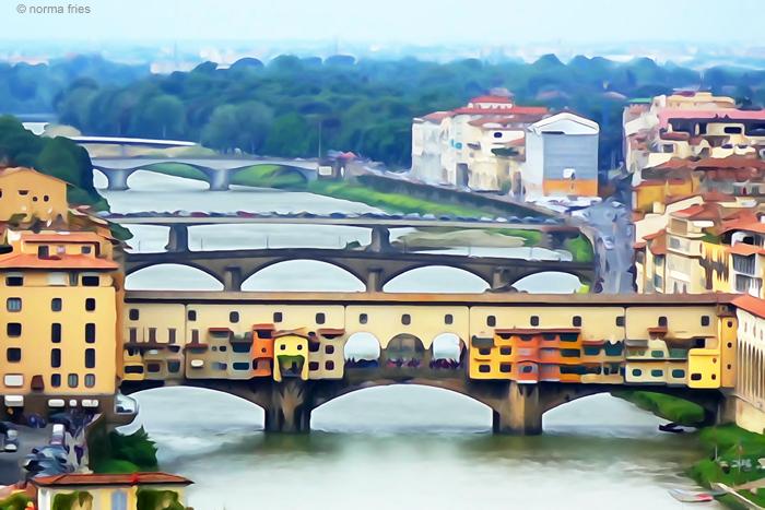 """IT208: """"Florence: Ponte Vecchio"""""""