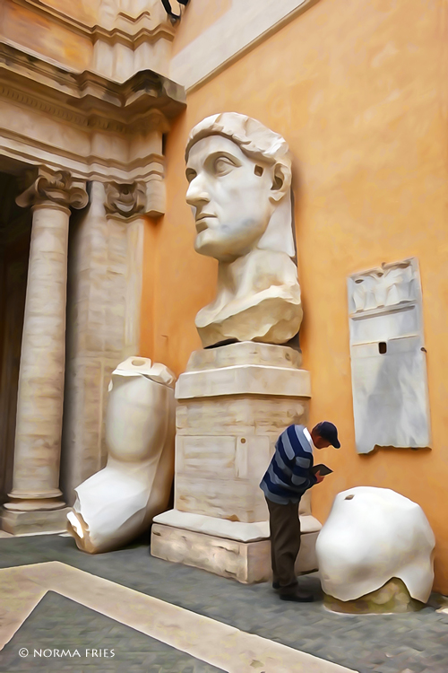 "IT243: ""Rome: Colossus of Constantine"""