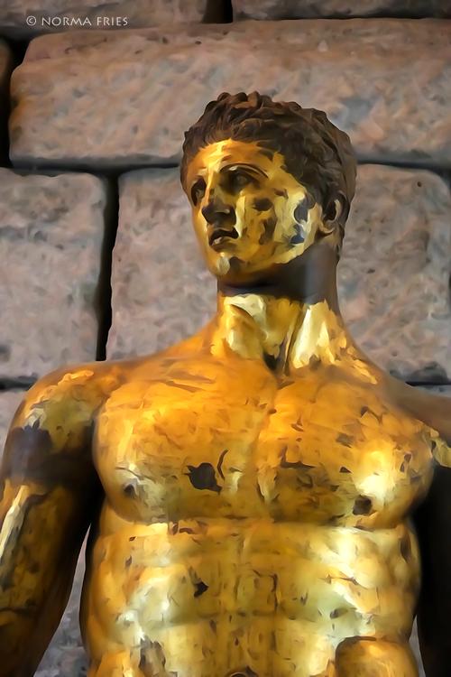 """IT246: """"Rome: Hercules"""""""