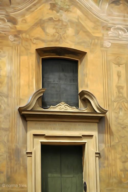 """IT278: """"Italy: Trompe l'oeil"""""""