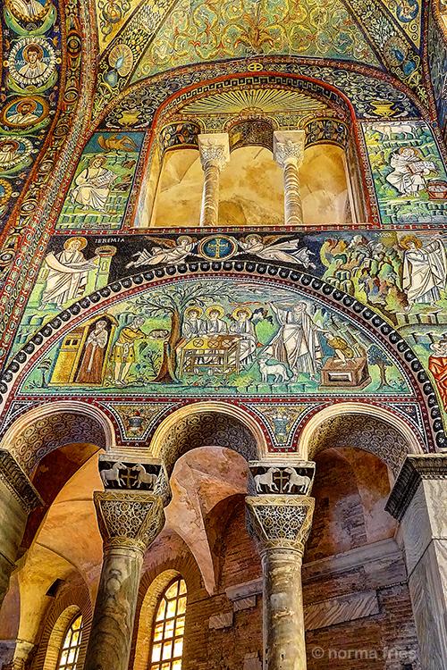 """IT284: """"Ravenna: 5th century mosaics"""""""