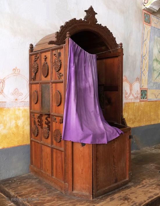 """CM407: """"La Purisima confessional"""""""