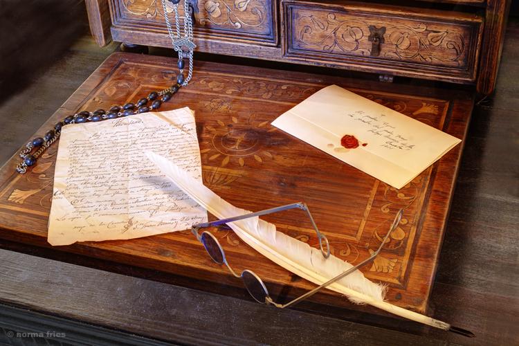 "CM419: ""San Juan Bautista: Mission correspondence"""