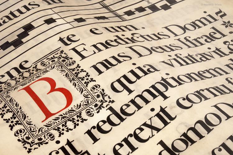 "CM421: ""San Juan Bautista: Illustrated manuscript"""