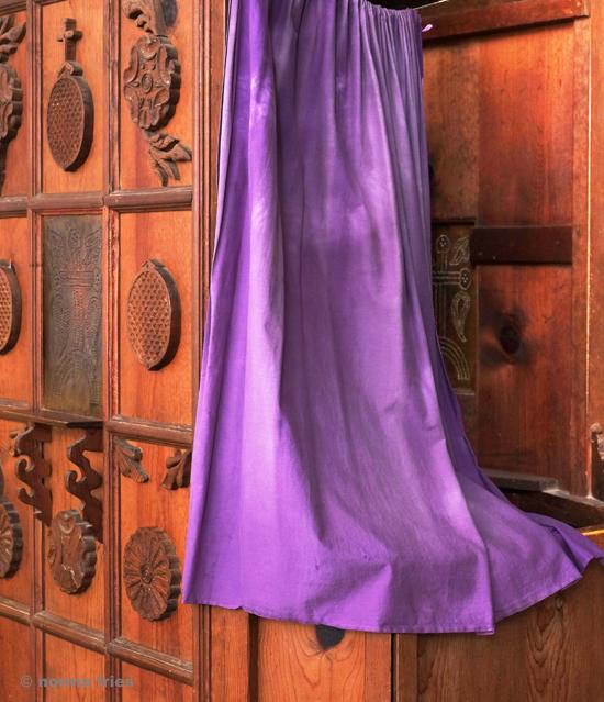 "CM425: ""La Purisima confessional curtain"""
