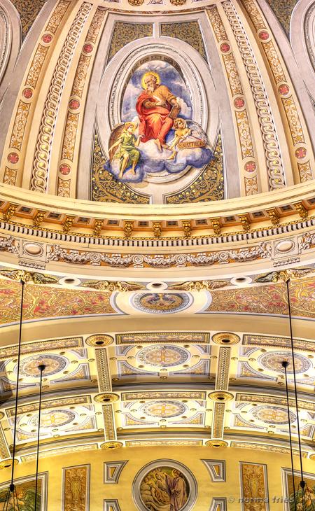 "BA506: ""St. Joseph Basilica: St. Matthew"""