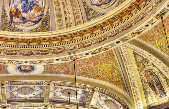 "BA508: ""St. Joseph Basilica: Architectural element"""