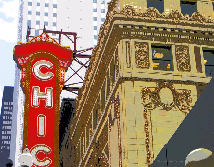 """TU708: """"Chicago Theatre"""""""
