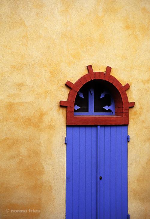 "TU715: ""South France: door"""