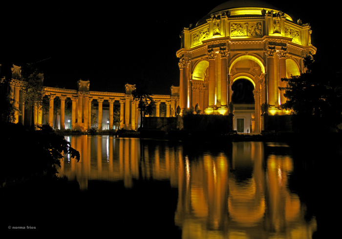 "TU735: ""San Francisco: Palace of Fine Arts"""