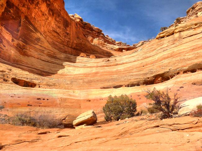 "LN920: ""Red rocks near Grand Junction, CO"""