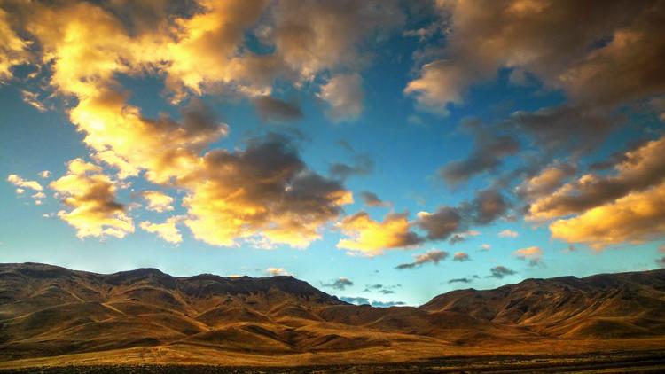 """LN923: """"Sunrise, Colorado"""""""