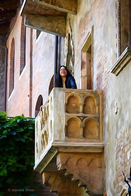 """IT294: """"Verona: Juliet's balcony"""""""