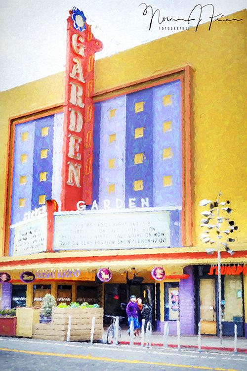 WG610: Willow Glen Garden Theater